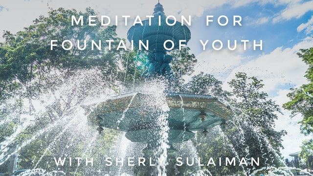 Fountain of Youth: Sherly Sulaiman