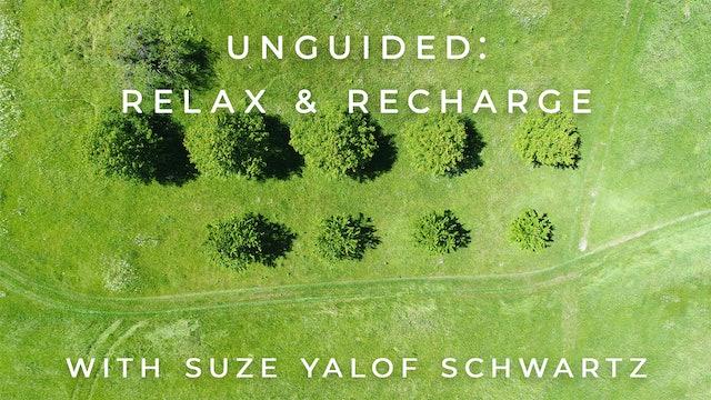 Unguided: Relax and Recharge: Suze Yalof Schwartz