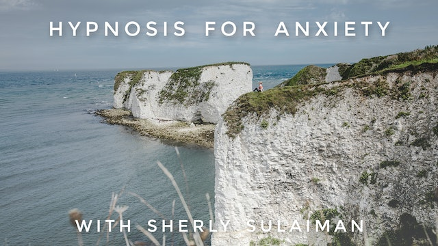 Hypnosis For Anxiety: Sherly Sulaiman