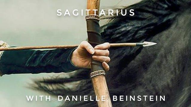 Sagittarius: Danielle Beinstein