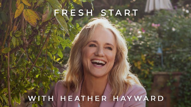 Fresh Start: Heather Hayward