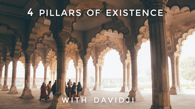 4 Pillars of Existence: davidji