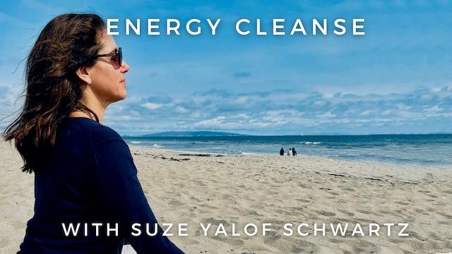 Energy Cleanse: Suze Yalof Schwartz