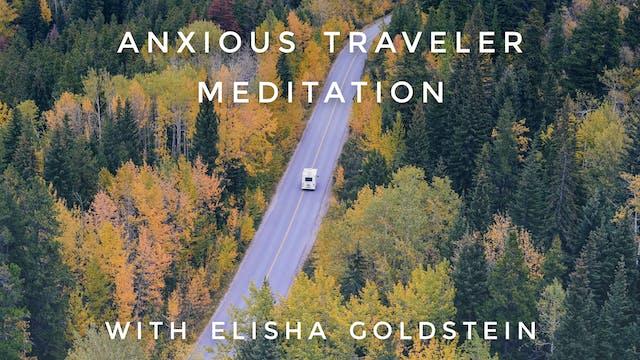 Anxious Traveler: Elisha Goldstein