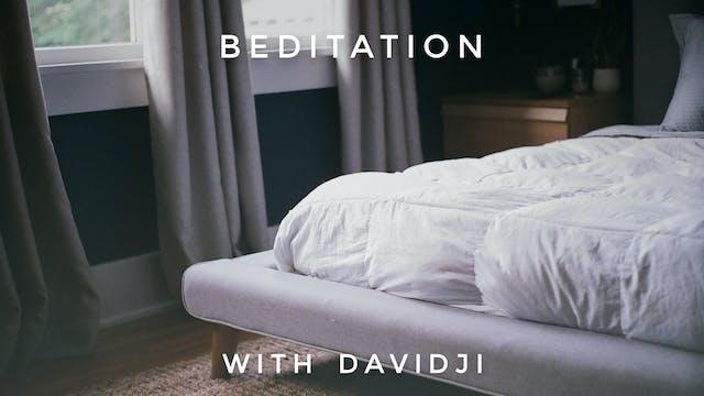 Beditation: davidji
