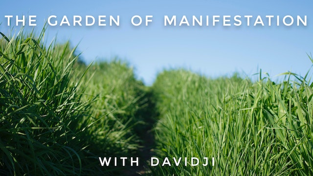 Garden of Manifestation: davidji