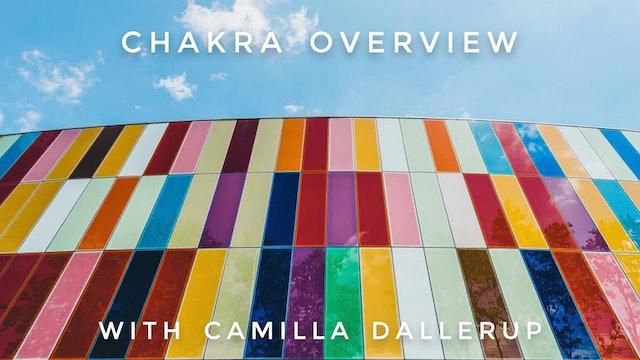 Chakra Overview: Camilla Sacre-Dallerup