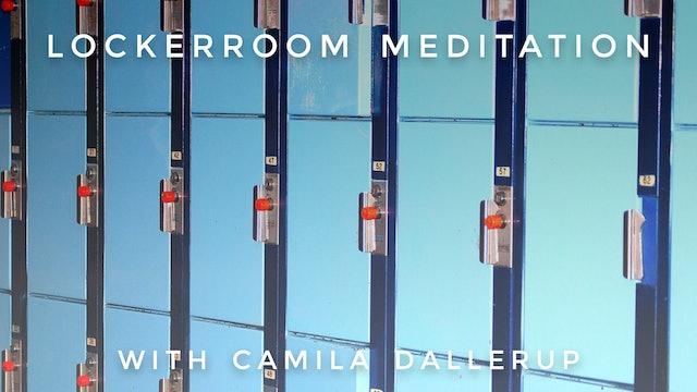 Locker Room Meditation: Camilla Sacre-Dallerup