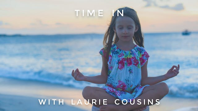 Time In: Laurie Cousins
