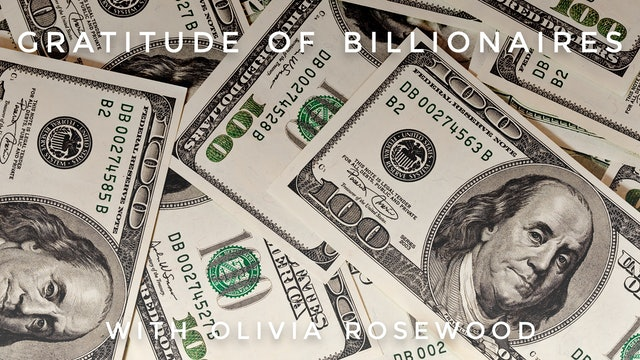 Gratitude of Billionaires: Olivia Rosewood
