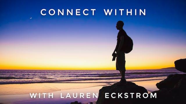 Connect Within: Lauren Eckstrom