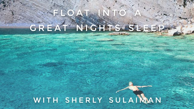Float Into a Great Night's Sleep: She...