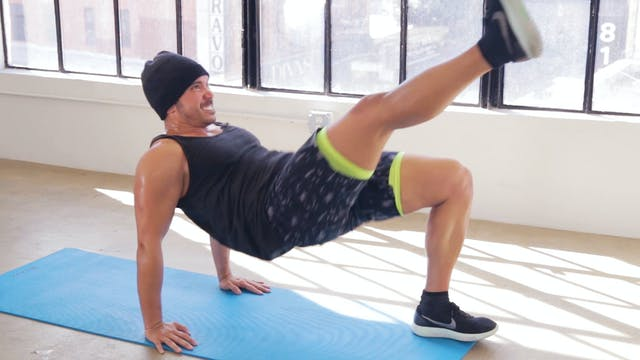 10-Minute Killer Bodyweight HIIT Workout