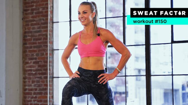 20-Minute Bodyweight Burn
