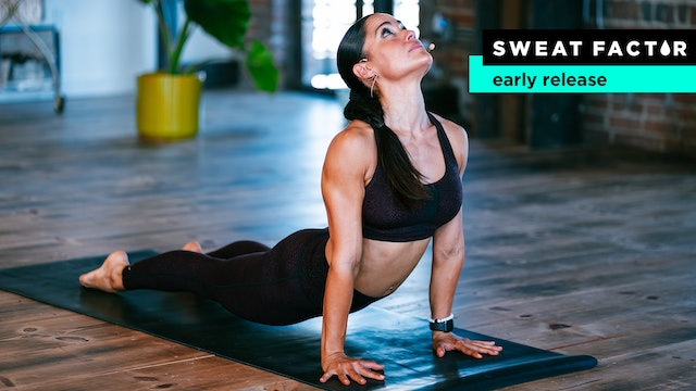 10-Minute Core Focused Yoga Flow