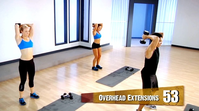 Extreme Burn: Total Body Interval Training #1