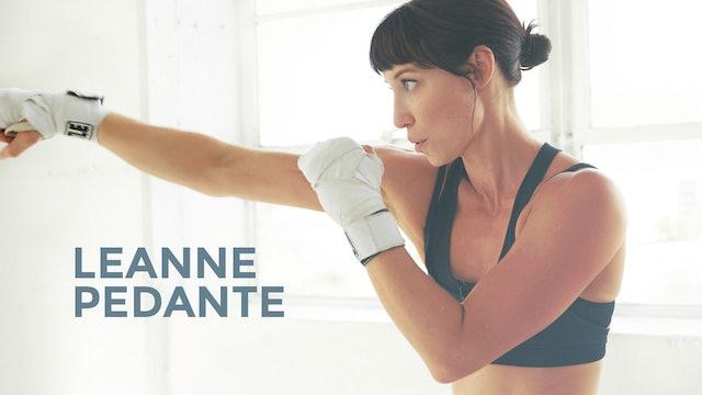 Leanne Pedante