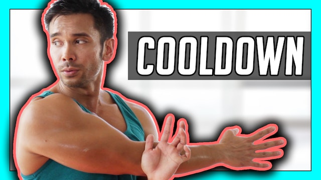 Cool Down and Stretch
