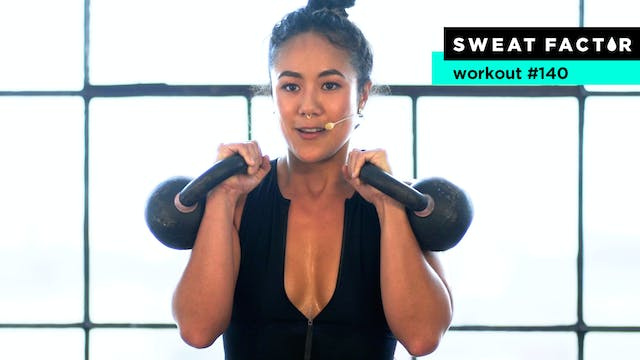 30-Minute Kettlebell Strength Circuits