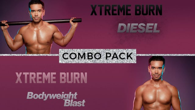 Xtreme Burn Combo Pack :: Diesel + Bodyweight Blast