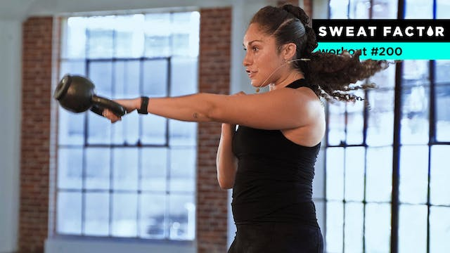 30-Minute Kettlebell HIIT Workout