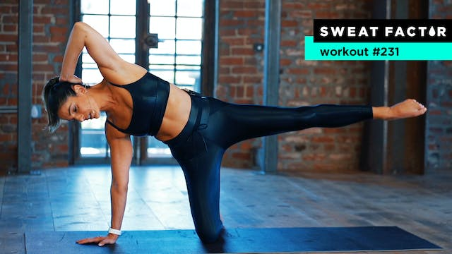 15-Minute Pilates 2.0 Workout