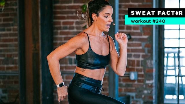 10-Minute Quick HIIT Pilates