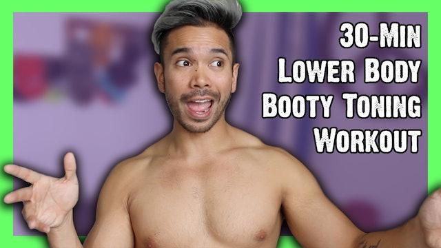 [ MASHUP ] 30-Minute Lower Body Workout