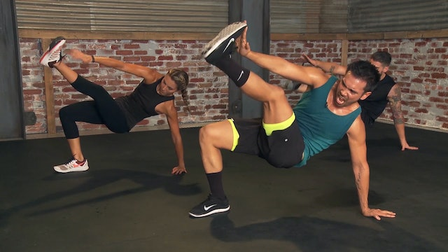Xtreme Burn Bodyweight Blast // Strength