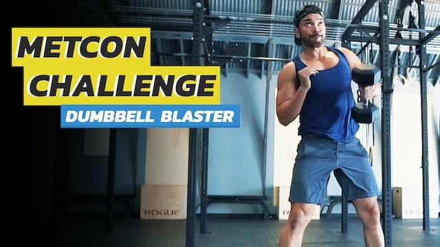 Full Body Single Dumbbell Workout