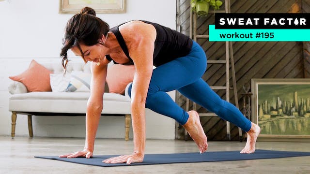 20-Minute Athletic Yoga | Upper Body ...