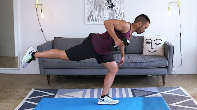 10-Minute Back Sculpting and Strengthening Workout!