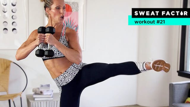 30-Minute Bikini Blitz Workout