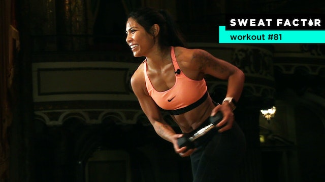 20-Minute Dumbbell HIIT Workout