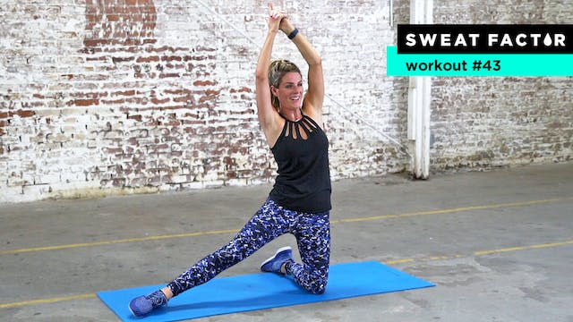 25-Minute Booty & Core Workout