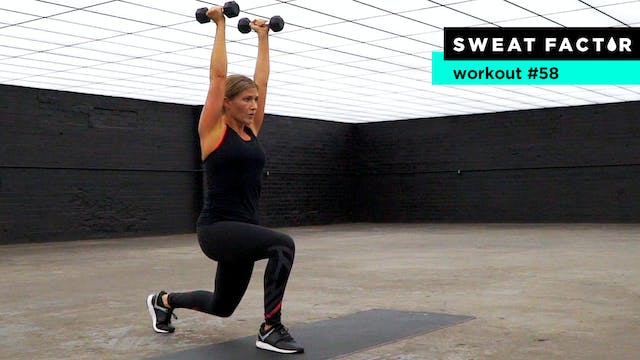 30-Minute Quick 'N' Dirty HIIT Workout