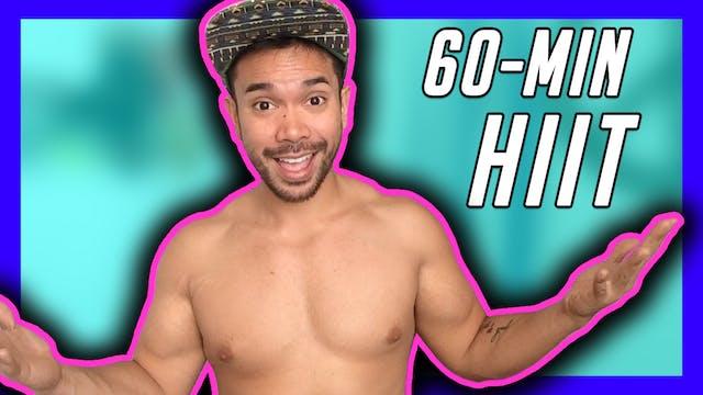 [ MASHUP ] 60-Minute Extreme HIIT Wor...