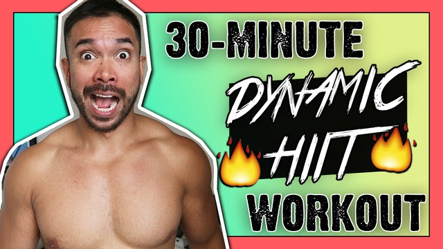 [ MASHUP ] 30-Minute Dynamic Strength HIIT Workout