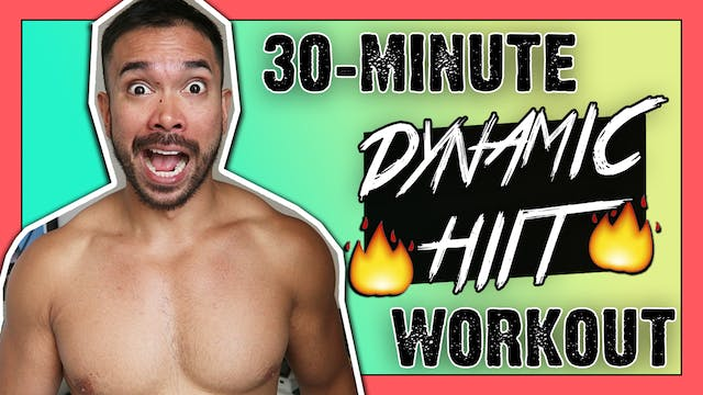 [ MASHUP ] 30-Minute Dynamic Strength...