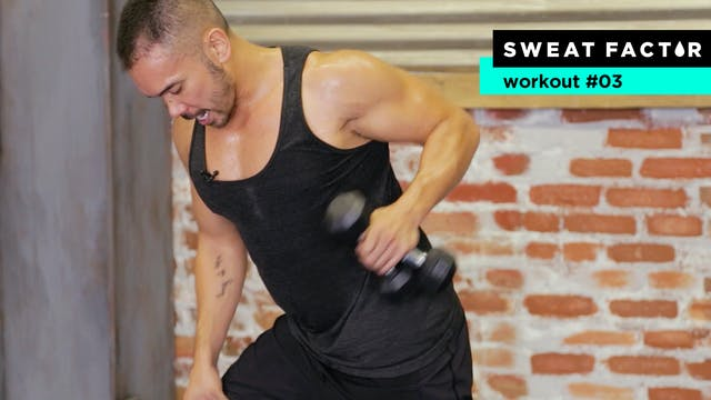 30-Minute Brutal Strength Workout