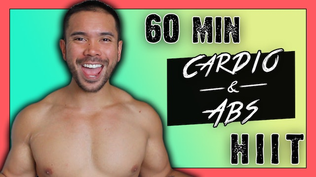 [ MASHUP ] 60-Minute HIIT Cardio and Abs Workout