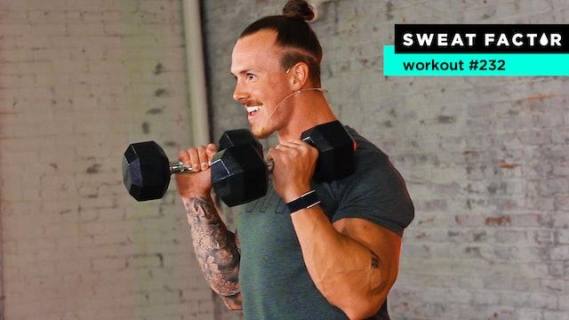 25-Minute Upper Body Strength + Power Finisher