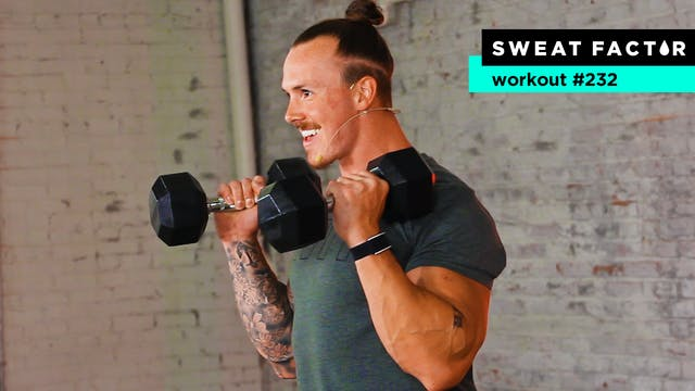 25-Minute Upper Body Strength + Power...