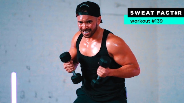 20-Minute Nonstop HIIT Bootcamp