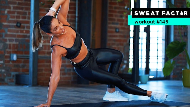 25-Minute Pilates HIIT Fusion