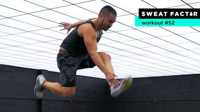 30-Min Hardcore HIIT Dumbbell Workout