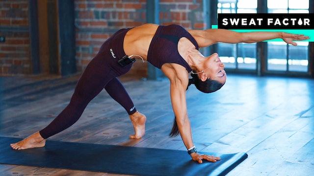 25-Minute Deep Stretch Yoga Flow