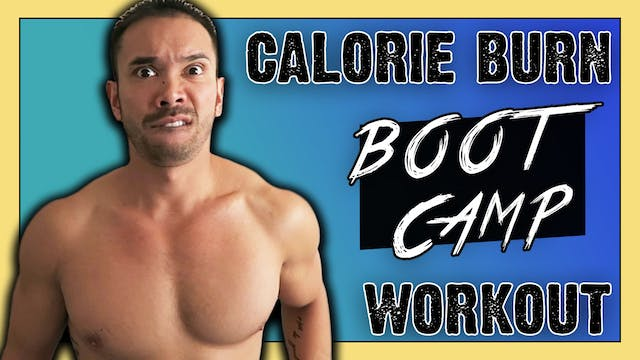 [ MASHUP ] 20 Minute Bootcamp Calorie...