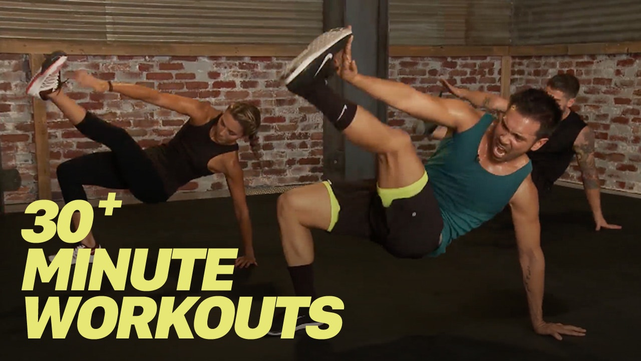 30+ Minute Workouts