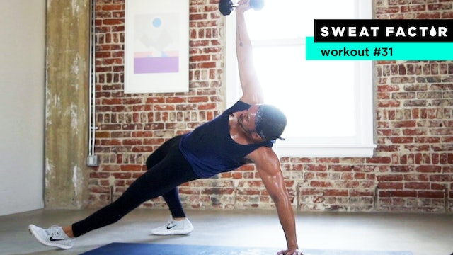60-Minute Hardcore HIIT Workout